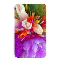 Poppy Flower Memory Card Reader (rectangular)