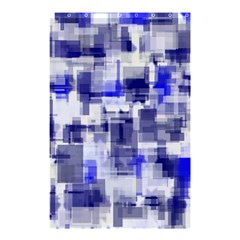 Blockify Shower Curtain 48  X 72  (small)