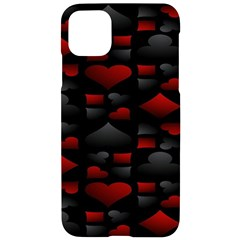 Digital Cards Iphone 11 Pro Max Black Uv Print Case by Sparkle