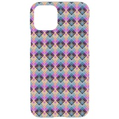 Pink And Blue Iphone 11 Pro Black Uv Print Case by Sparkle