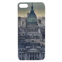 Buenos Aires Argentina Cityscape Aerial View Apple Iphone 7/8 Tpu Uv Case