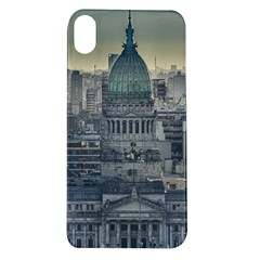 Buenos Aires Argentina Cityscape Aerial View Apple Iphone Xr Tpu Uv Case