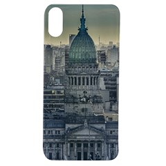 Buenos Aires Argentina Cityscape Aerial View Apple Iphone Xs Tpu Uv Case