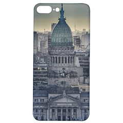 Buenos Aires Argentina Cityscape Aerial View Iphone 7/8 Plus Soft Bumper Uv Case