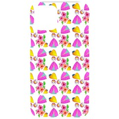Girl With Hood Cape Heart Lemon Pattern White Iphone 11 Pro Black Uv Print Case by snowwhitegirl
