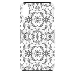 Grey And White Abstract Geometric Print Iphone Xs Max