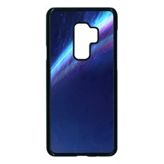 Light Fleeting Man s Sky Magic Samsung Galaxy S9 Plus Seamless Case(black) by Mariart