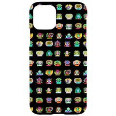All The Aliens Teeny Iphone 11 Pro Black Uv Print Case