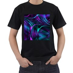 Drunk Vision Men s T-shirt (black) by MRNStudios