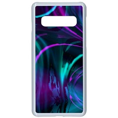 Drunk Vision Samsung Galaxy S10 Seamless Case(white) by MRNStudios