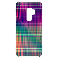 Glitch Samsung S9 Plus Black Uv Print Case