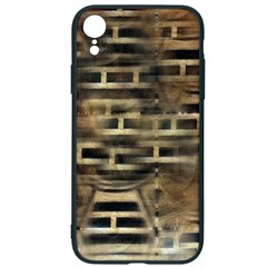 Textures Brown Wood Iphone Xr Soft Bumper Uv Case