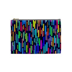 Abstract Line Cosmetic Bag (medium)