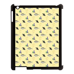 Bluefishes Apple Ipad 3/4 Case (black)
