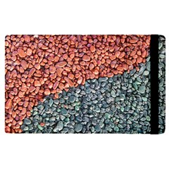Gravel Print Pattern Texture Apple Ipad Pro 9 7   Flip Case