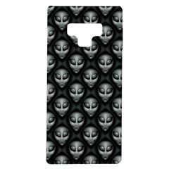 Grey Aliens Extraterrestrials Ufo Faces Samsung Galaxy Note 9 Tpu Uv Case