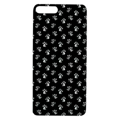Cat Dog Animal Paw Prints Black And White Apple Iphone 7/8 Plus Tpu Uv Case