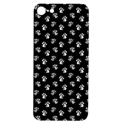 Cat Dog Animal Paw Prints Black And White Iphone 7/8 Soft Bumper Uv Case