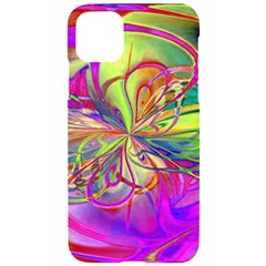 Rainbow Painting Pattern 4 Iphone 11 Pro Max Black Uv Print Case by Cveti