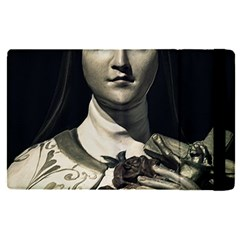 Evil Nun Dark Portrait Apple Ipad Pro 12 9   Flip Case