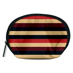 Seventies Stripes Accessory Pouch (medium)