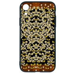 Free As A Flower And Frangipani In  Freedom Iphone Xr Soft Bumper Uv Case