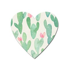 Photography-backdrops-for-baby-pictures-cactus-photo-studio-background-for-birthday-shower-xt-5654 Heart Magnet by Sobalvarro