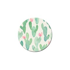 Photography-backdrops-for-baby-pictures-cactus-photo-studio-background-for-birthday-shower-xt-5654 Golf Ball Marker (10 Pack) by Sobalvarro