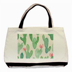 Photography-backdrops-for-baby-pictures-cactus-photo-studio-background-for-birthday-shower-xt-5654 Basic Tote Bag (two Sides) by Sobalvarro