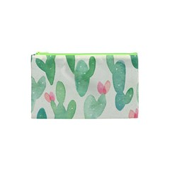 Photography-backdrops-for-baby-pictures-cactus-photo-studio-background-for-birthday-shower-xt-5654 Cosmetic Bag (xs)