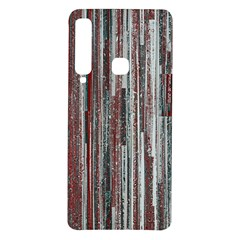 Abstract Grunge Stripes Red White Green Samsung Galaxy A9 Tpu Uv Case
