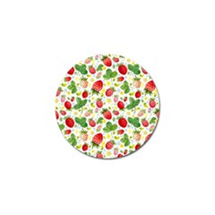 Huayi-vinyl-backdrops-for-photography-strawberry-wall-decoration-photo-backdrop-background-baby-show Golf Ball Marker (4 Pack) by Sobalvarro