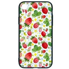 Huayi-vinyl-backdrops-for-photography-strawberry-wall-decoration-photo-backdrop-background-baby-show Iphone Xr Soft Bumper Uv Case by Sobalvarro