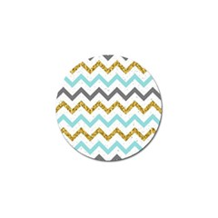 Chevron  Golf Ball Marker (10 Pack) by Sobalvarro