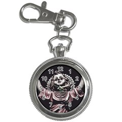 Angel Crying Blood Dark Style Poster Key Chain Watches