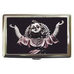 Angel Crying Blood Dark Style Poster Cigarette Money Case