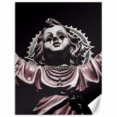 Angel Crying Blood Dark Style Poster Canvas 12  X 16