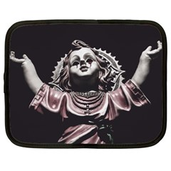 Angel Crying Blood Dark Style Poster Netbook Case (xxl)