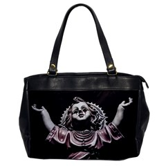 Angel Crying Blood Dark Style Poster Oversize Office Handbag