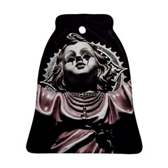 Angel Crying Blood Dark Style Poster Ornament (bell)