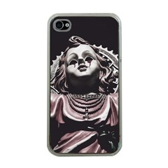 Angel Crying Blood Dark Style Poster Iphone 4 Case (clear)