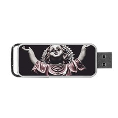 Angel Crying Blood Dark Style Poster Portable Usb Flash (one Side)
