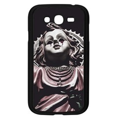 Angel Crying Blood Dark Style Poster Samsung Galaxy Grand Duos I9082 Case (black)