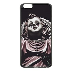 Angel Crying Blood Dark Style Poster Iphone 6 Plus/6s Plus Black Enamel Case