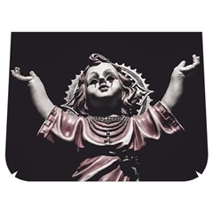 Angel Crying Blood Dark Style Poster Buckle Messenger Bag