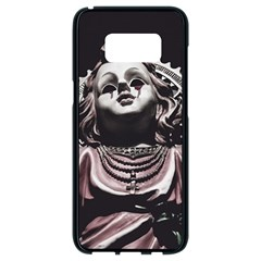 Angel Crying Blood Dark Style Poster Samsung Galaxy S8 Black Seamless Case