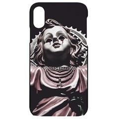 Angel Crying Blood Dark Style Poster Iphone Xr Black Uv Print Case