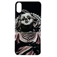 Angel Crying Blood Dark Style Poster Apple Iphone Xs Tpu Uv Case