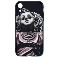 Angel Crying Blood Dark Style Poster Iphone Xr Soft Bumper Uv Case