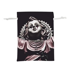 Angel Crying Blood Dark Style Poster Lightweight Drawstring Pouch (l)